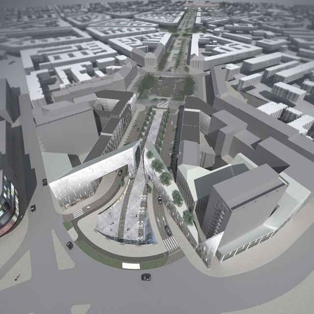 Plac Lotników Szczecin