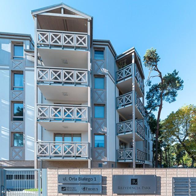 Rezydencja Mielno